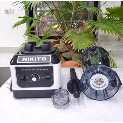Máy xay công nghiệp Nikito