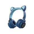 Tai nghe mèo bluetooth Pulierde
