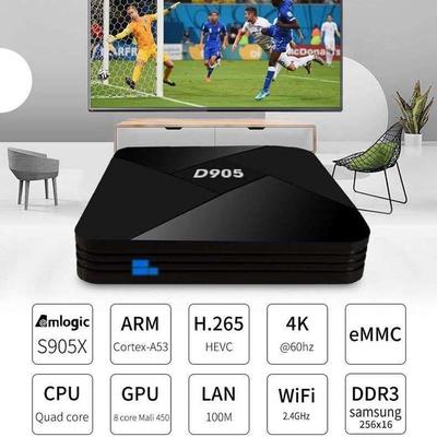 Smart Box TV D905
