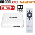 Android TV box Mecool KM2