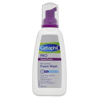 Sữa rửa mặt Cetaphil Oil Control Foam Wash