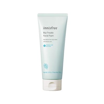 Sữa rửa mặt Innisfree Bija Trouble Facial Foam