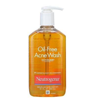 Sữa rửa mặt Neutrogena Oil Free Acne Wash