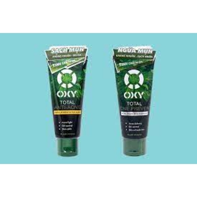 Sữa rửa mặt Oxy Total Anti-Acne Foam