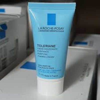 Sữa rửa mặt Laroche Posay Toleriane Purifying Foaming Cream Facial Cleanser