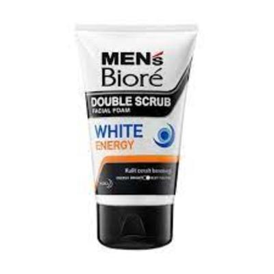 Sữa rửa mặt Men\'s Biore Double Scrub Facial Foam