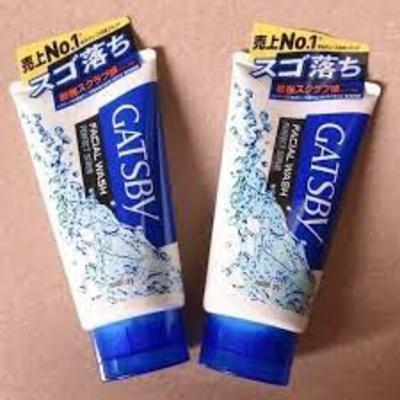 Sữa rửa mặt Gatsby Facial Foam Perfect Scrub