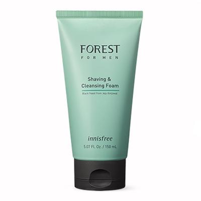Sữa rửa mặt Innisfree Forest for Men Shaving & Cleansing Foam