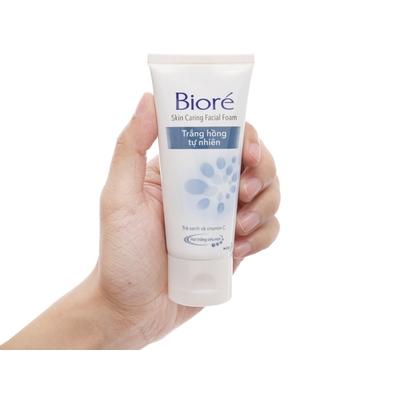 Sữa rửa mặt Bioré Skin Caring Facial Foam
