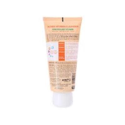 Sữa rửa mặt Acnes Vitamin Cleanser