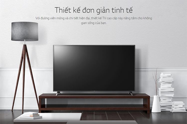 thiết kế tivi