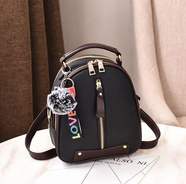Túi đeo chéo dáng balo mini
