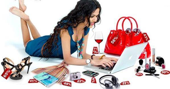 Mua đồ online giá cả rẻ hơn