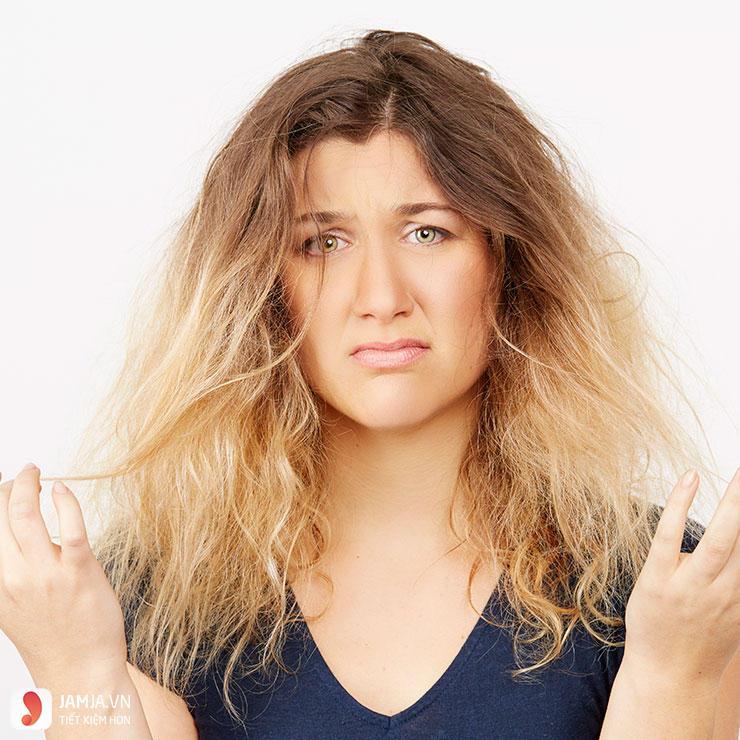Bổ sung dưỡng chất cho tóc