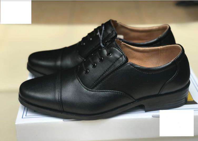 Giày quân đội cấp tá