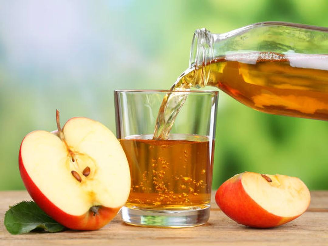 Dấm táo và chanh