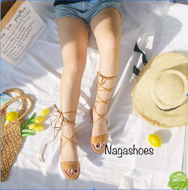 Giày sandal dây