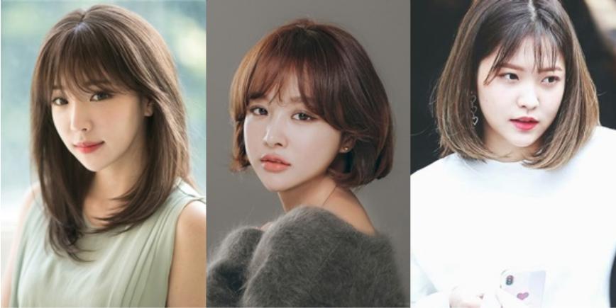 các kiểu tóc ngắn phù hợp với mặt tròn đẹp nhất 2020