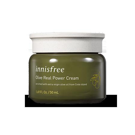 kem dưỡng ẩm innisfree olive real power cream